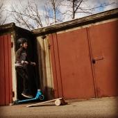 ⭐🚀Atrodiet savu tramplīnu šai nedēļai!  #esiradoss #vingromājās #sportomājās #balansadelis #esivesels #veseligs #esiaktīvs #imunitate #prieks #berniba #asfalts #garaza #mebeles #koks #nordifurniture #vērtības